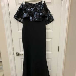 Off the Shoulder Gown